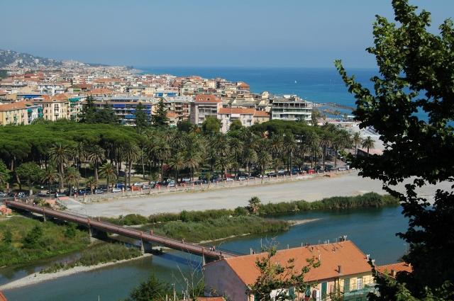 """La zona dei """"Paschei""""  in Ventimiglia (IM), oggi"""