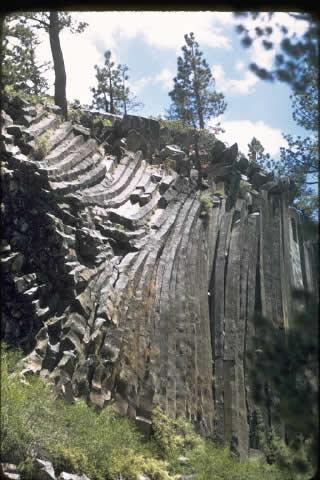 Devils Post Pile National Monument, California