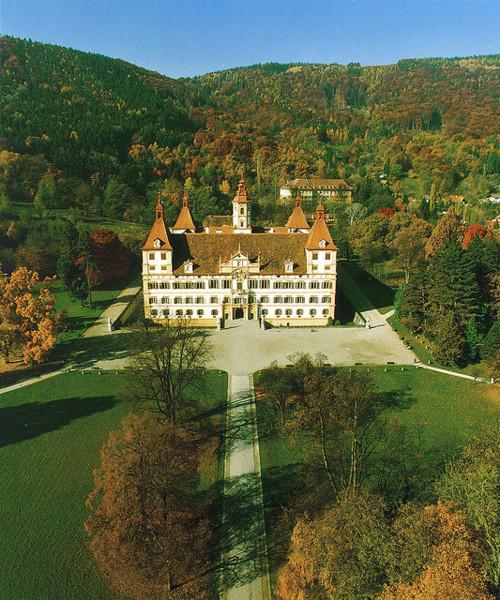 Austria, Schloss Eggenberg