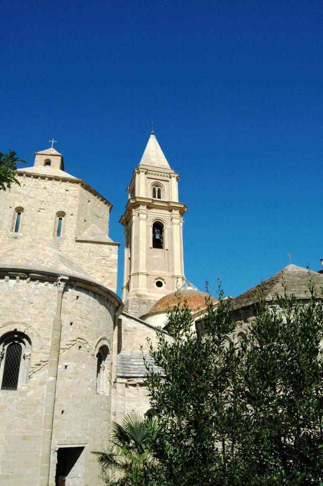 La Cattedrale di Ventimiglia (IM)