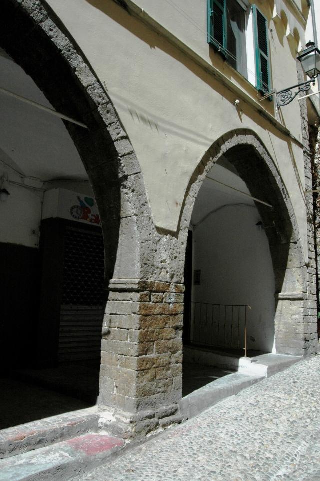 In prossimità delle Rivolte di S. Sebastiano